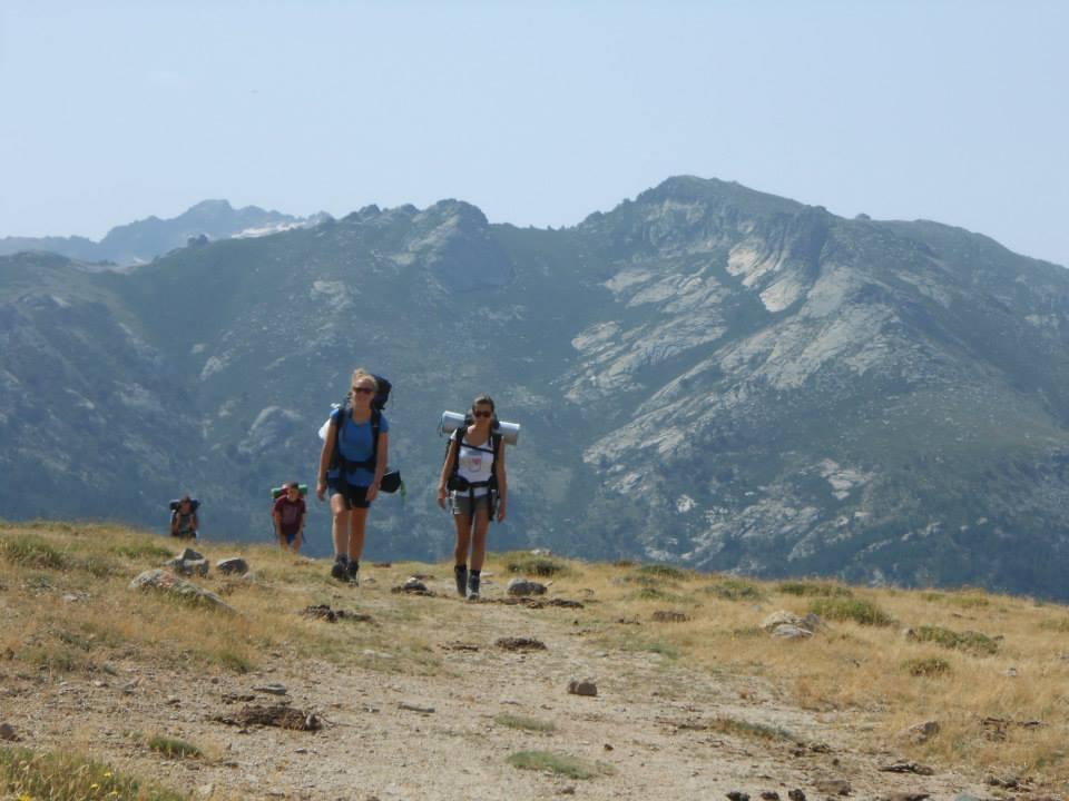 Route Corsica afa