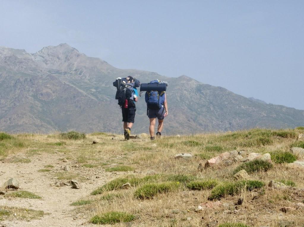 Route Corsica camminatori