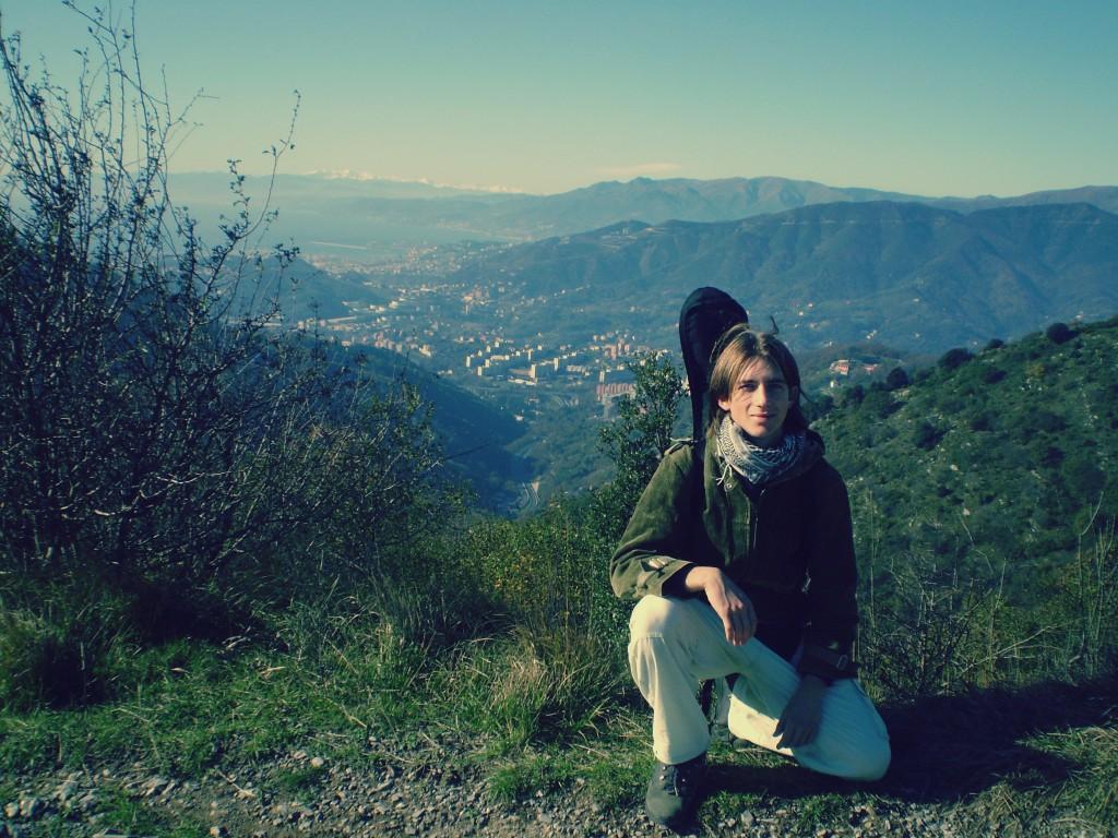 Giandil su Genova