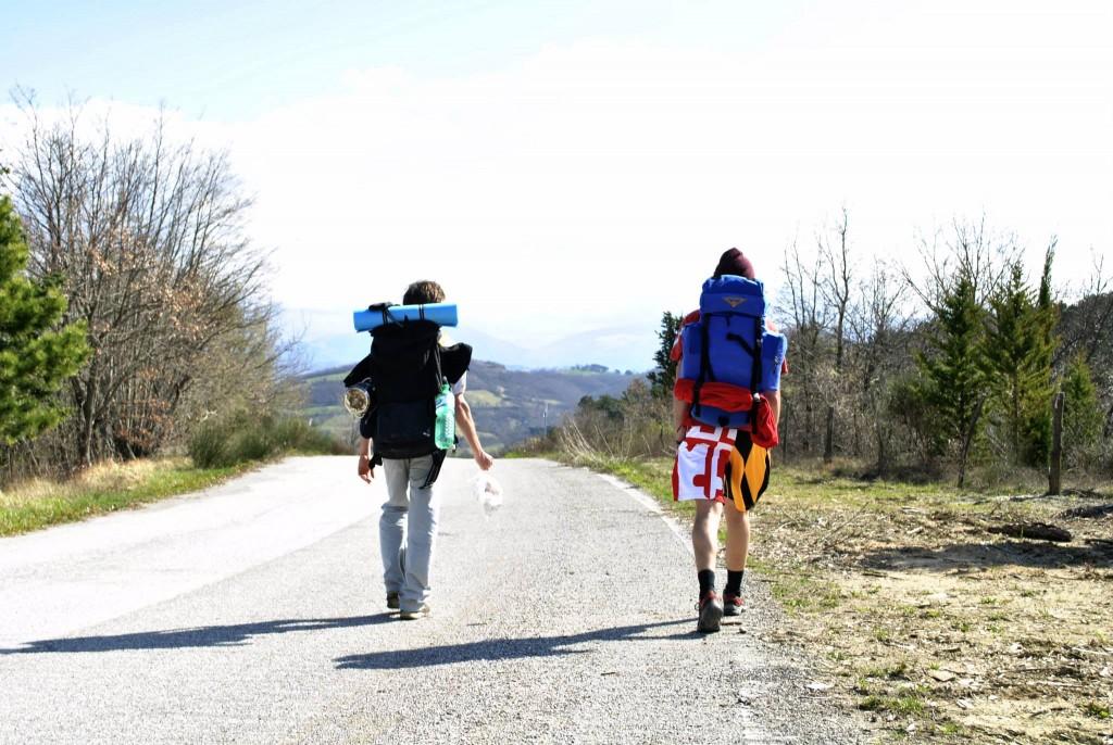 Due sulla strada