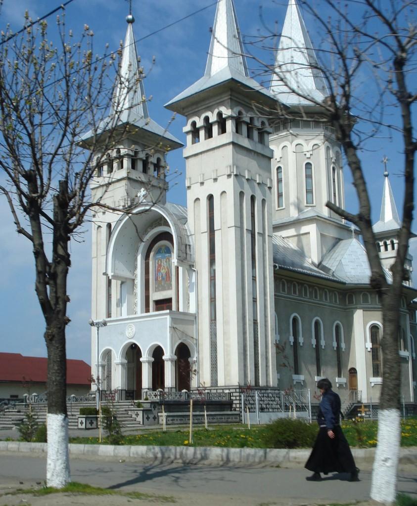 Sighet chiesa
