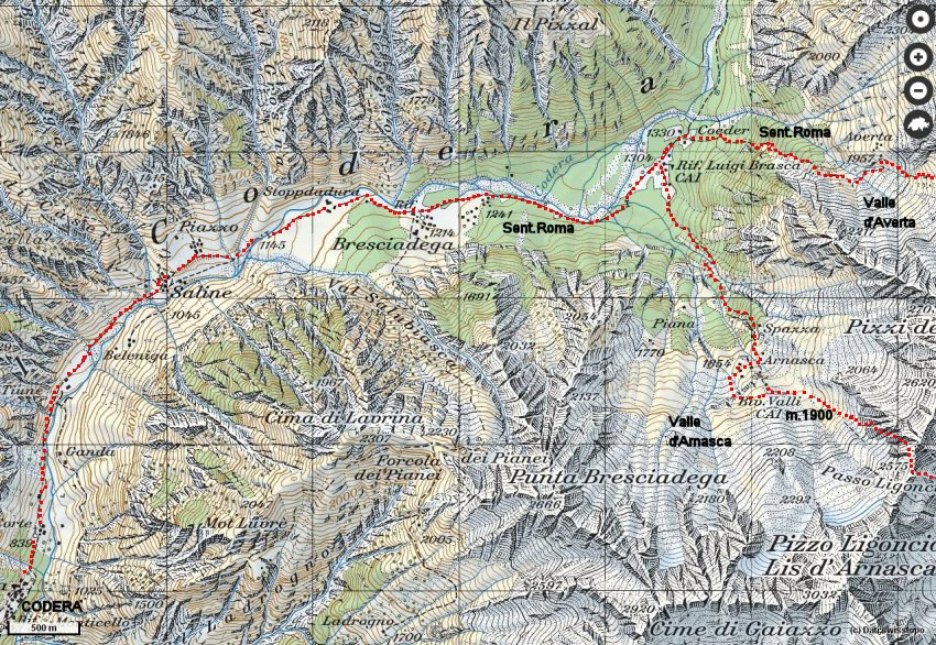 val codera map