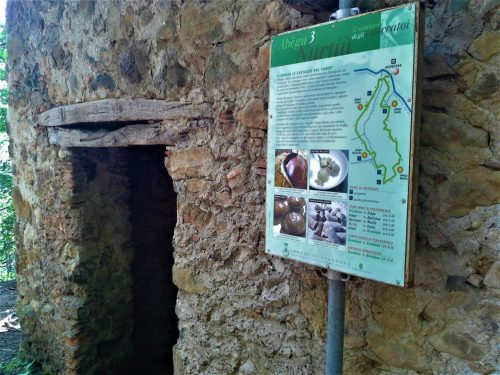 Val Borbera, il mestiere delle castagne